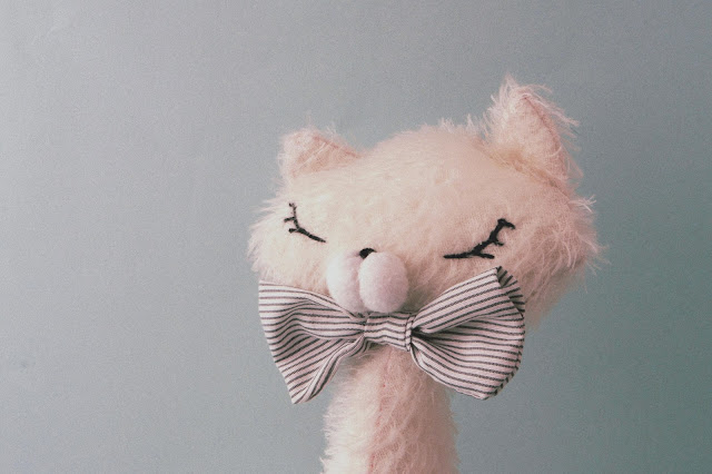 tutorial hacer un gatito de peluche, DIY, gatito de peluche hazlo tu mismo, gatito de peluche do it yourself, kitten DIY